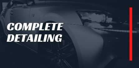 Auto Detailing in Mississauga